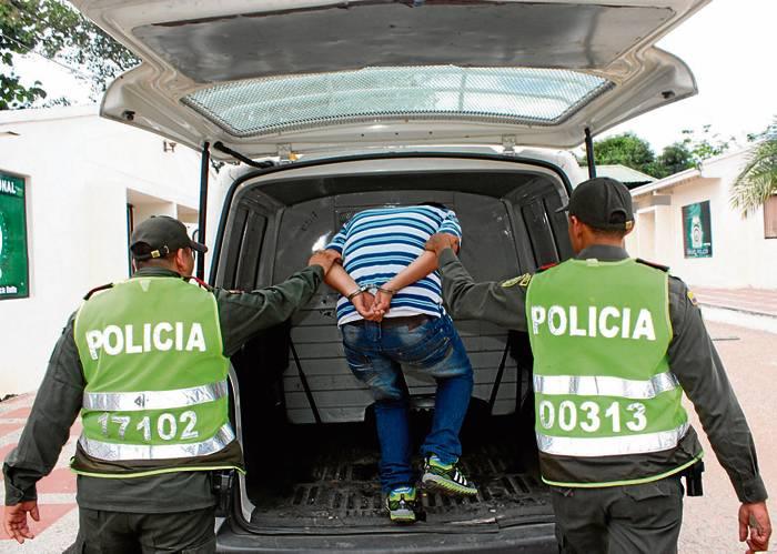 Cárcel para dos hombres, quienes intentaron robar un carro en Cali