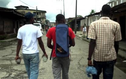 Jóvenes de Buenaventura pidieron ser atendidos como víctimas, en los diálogos de paz.