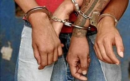 6 personas fueron capturadas por el hurto de teléfonos móviles en Cali
