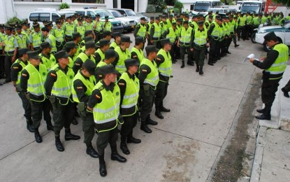 Estudian cuantos policías necesita realmente Cali