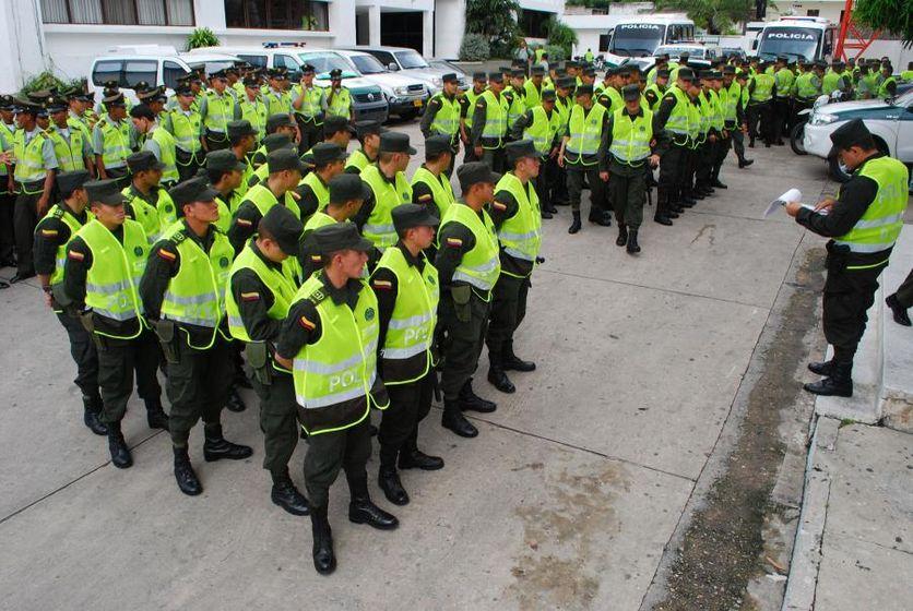 5.300 uniformados encargados de la seguridad el día de la Madre en el Valle