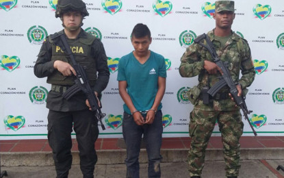 Capturado presunto asesino del ex alcalde de Suarez Cauca