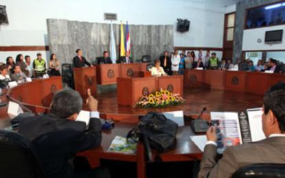 Composición Concejo de Cali 2016-2019