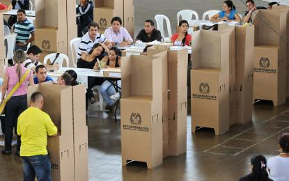 Ejército custodiará jornada electoral