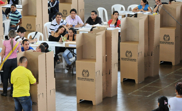 Gobernadora hace un llamado para que grupos ilegales no incidan en elecciones
