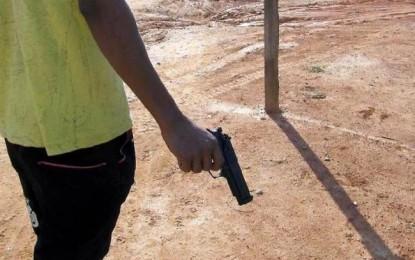 Joven mató a menor de 13 años por accidente