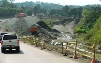 El 11 de noviembre la vía a Buenaventura estará cerrada durante 6 horas