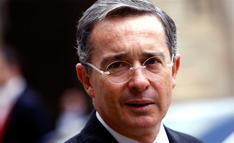 Corte suprema de justicia dicta medida de aseguramiento domiciliaria contra Álvaro Uribe