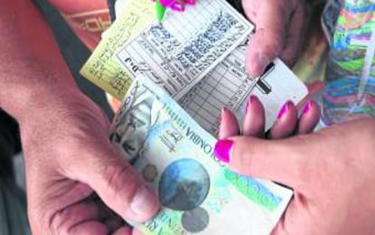 """Policía realizará una ofensiva para combatir los préstamos ilegales conocidos como """"Gota a gota"""""""