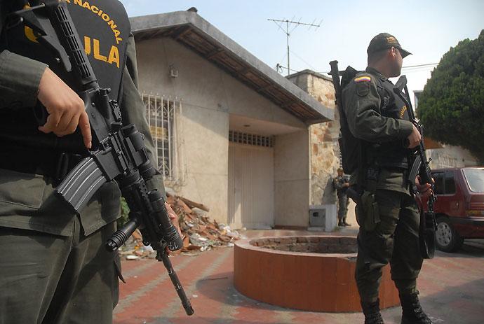 Duros golpes tras plan de choque en Palmita-Valle