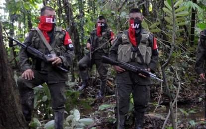 Avanzan preparativos para proceso de paz con ELN