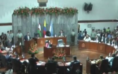 Concejo de Cali tomó posesión para el periodo 2016-2019