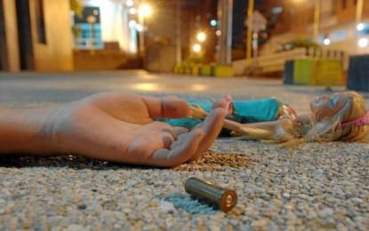Menor de edad fue herida por bala perdida en el oriente de Cali