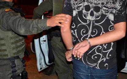 """Desmantelada la banda """"Los Burbanos"""" quienes expedían droga en el barrio Petecuy II"""