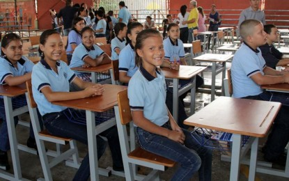 Presidente Santos anunció nuevas aulas educativas para la ciudad