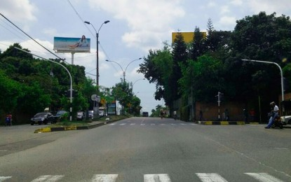 La avenida Cañasgordas seria ampliada a dos carriles.