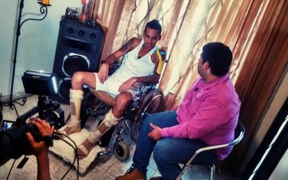 Futbolista Jefferson Herrera denunció que durante  febrero no recibió tratamiento médico en EMSSANAR
