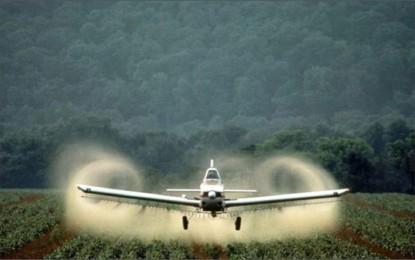 Los cerealistas del Valle se sumaron a favor de la fumigación de cultivos de Coca