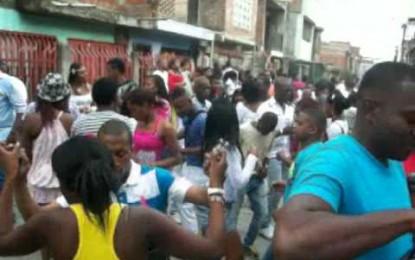 """Según la Policía las """"Afrorumbas"""" son causal del incremento en homicidios"""
