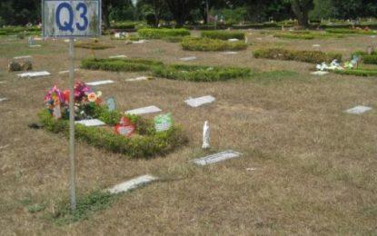 El cadáver de un joven fue robado del cementerio de Candelaria