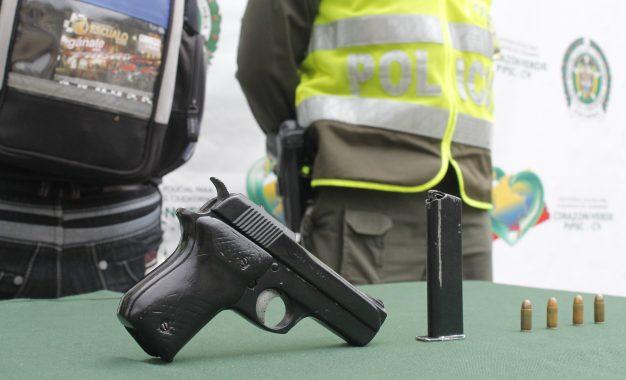 Estudian prohibir armas en el el paro Nacional 21/Nov