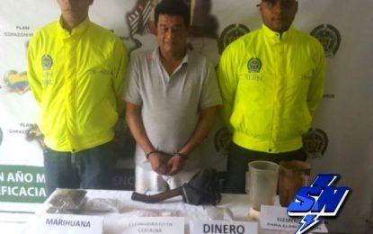 Un hombre capturado en Florida por comercialización de alucinógenos