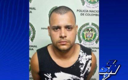 Capturado alias «Medina» presunto extorsionista en Buenaventura y Dagua