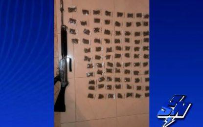 Policia nacional logro capturar más de 47 personas en arremetida