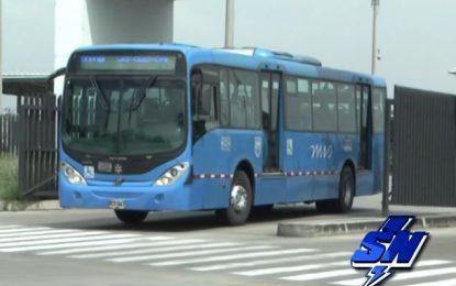 Los más de 700 buses del MIO que circulan en Cali, no dan abasto