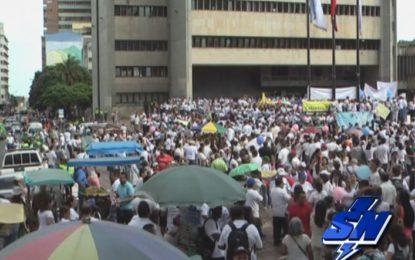 Autoridades se preparan para el paro Nacional del 21 de Noviembre
