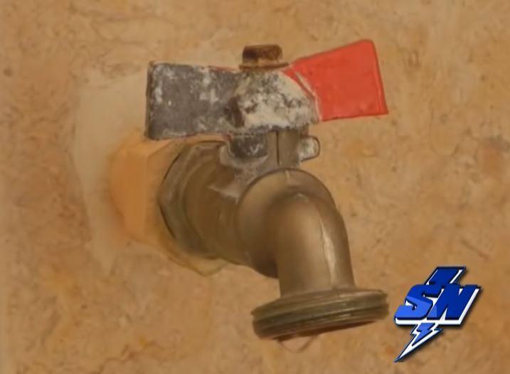 Falta de recursos afectaría la activación del servicio de agua