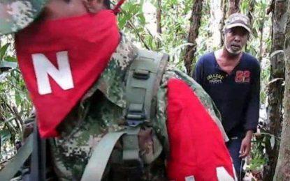 Gobierno indultaría dos guerrilleros del ELN