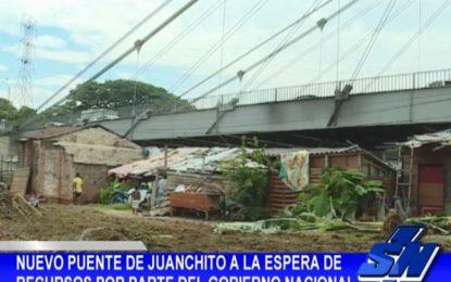 "Puente ""Juanchito"" continúa esperando Recursos"