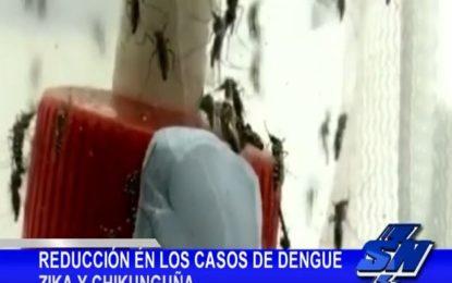 Reducción en casos de Dengue y Chincungunya en Cali