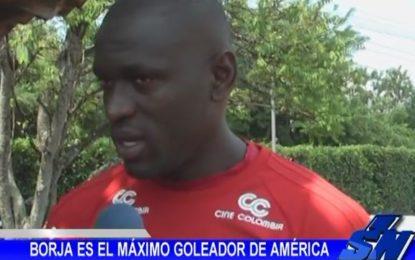 Entrevista Cristian Martínez Borja delantero América de Cali