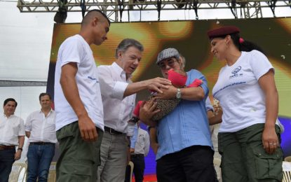 """La guerrilla más antigua de América, FARC, dijeron """"adiós a las armas"""""""