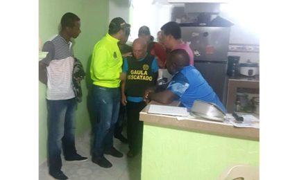 Policía libera a comerciante secuestrado en Buenaventura