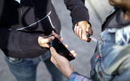 Redada internacional contra organizaciones dedicadas al hurto de celulares