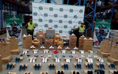 Incautan millonaria mercancía de contrabando en Cali, procedente de México y China