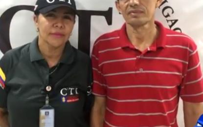 Capturado en Tuluá por maltratar a su madre de 77 años