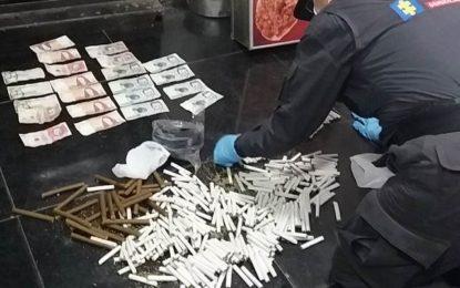 Fiscalía allanó dos viviendas donde se fabricaba y comercializaba drogas en el oriente de Cali
