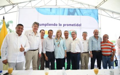 Firman convenio para construir doble calzada entre Cali y Candelaria