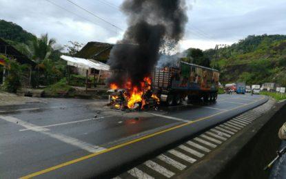 Autoridades en el Valle del Cauca continúan en alerta por minga indígena