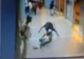 Una Jóven recibió tres puñaladas por robarle un celular, en plena estación del MIO