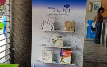 En estaciones del MIO habrá bibliotecas para la ciudadanía
