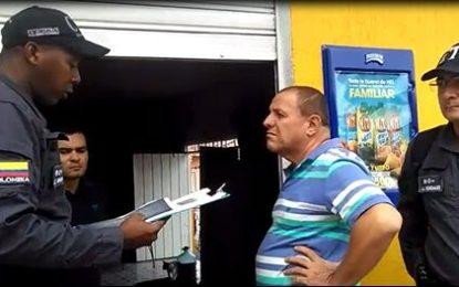 Juez aseguró a concejal de Obando por vender, irregularmente, maquinaria de obras públicas