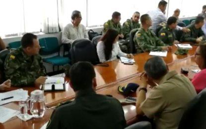 Gobierno departamental asegura que busca darle protección a líderes sociales