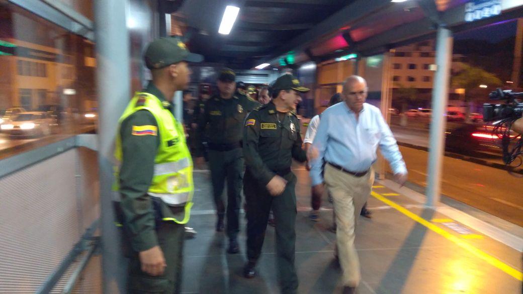 """Autoridades lanzan """"Plan Fortaleza"""" contra el delito de hurto en Cali"""