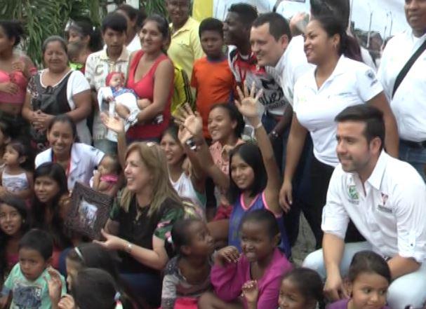 Recreación y paz, el proyecto que impacta a los niños y jóvenes Vallunos
