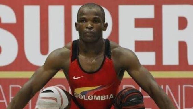 Capturado homicida del pesista olímpico Edwin Orlando Mosquera Roa